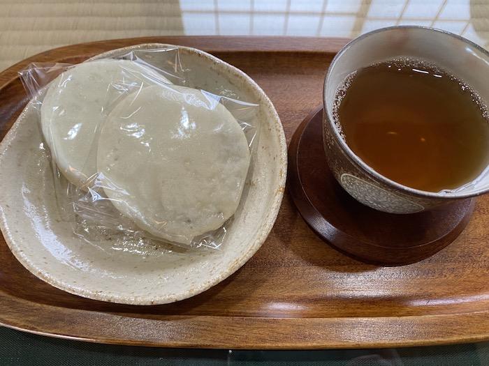 酒饅頭 妙見茶屋